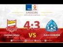Skrót meczu Chojniczanka Chojnice Ruch Chorzów 4 3 27 08 2017