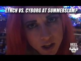 Becky Lynch Accepts Challenge From UFC Fighter Cris Cyborg - Summerslam Match?