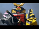 Power Rangers Samurai - Origins Part 2 - Megazord Debut Fight.