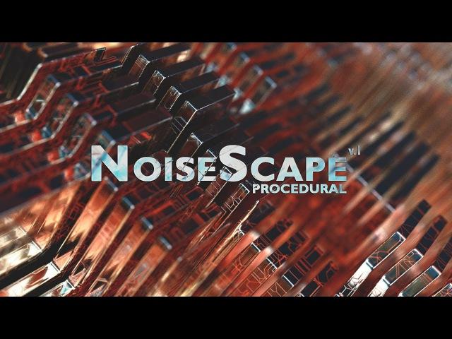 NoiseScape Teaser - Free Cinema4D Plugin