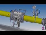 Монтаж регулятор давления газа (РДП) - ВидеоИнструкция ООО ТАТПРОММЕДИА