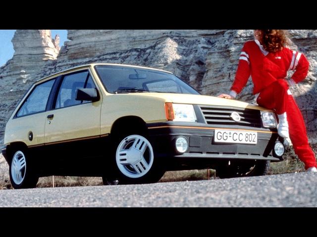 Opel Corsa GT A 1985 87
