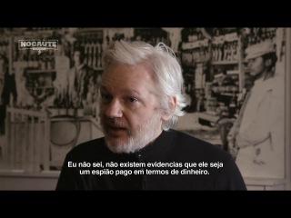Assange diz que Temer trocou dados sigilosos do Brasil por apoio dos EUA ao Impeachment de Dilma