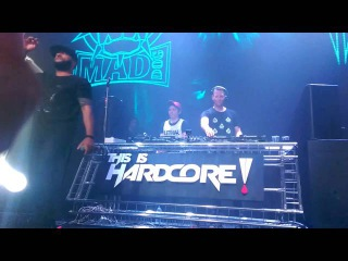 DJ Mad Dog vs. Evil Activities @ This is Hardcore #TiH