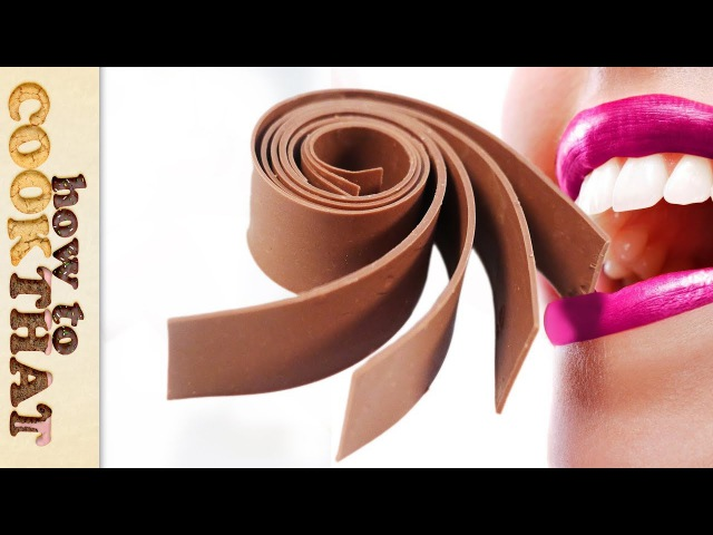 5 mind-bending CHOCOLATE Decorations | How To Cook That Ann Reardon