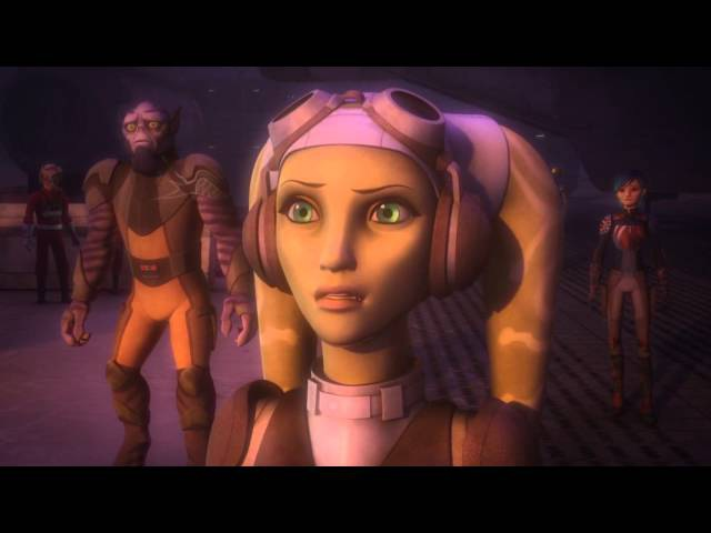 Star Wars Rebels Twilight of the Apprentice Part 2 end scene 1080 HD