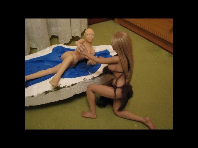 Molde de silicona para muñecas Elena Artamonova. Mold for silicone dolls. Tutorial III.