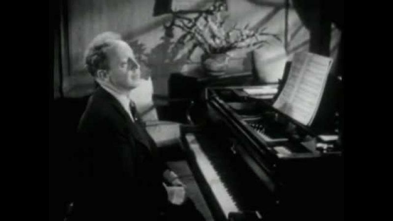 Artur Rubinstein plays Liebestraum nº3 Liszt (HQ - High Quality)