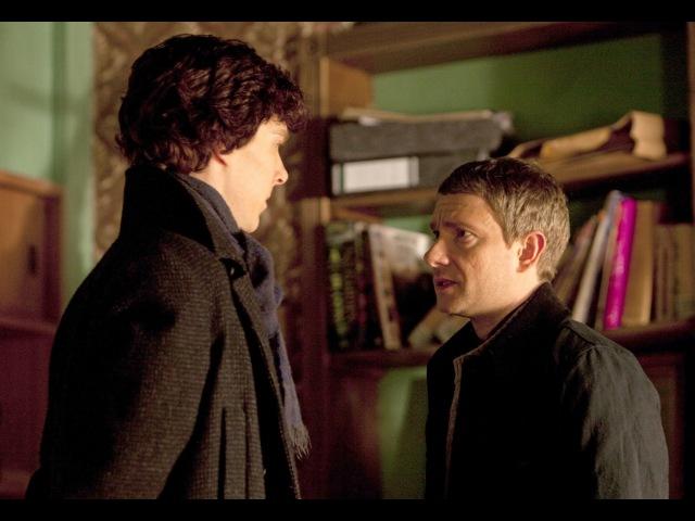 Шерлок и Джон | Are you with me?
