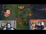 Cho'gath one shots - Imaqtpie Bronze Yasuo Plays - LoL Funny &amp Best Pro Player Moments #2