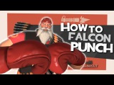 TF2 How to Falcon Punch Epic Win