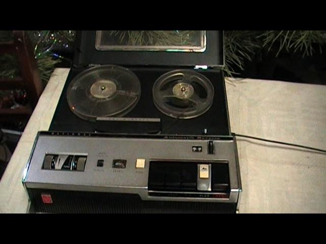 National RQ 185S магнитофон обокраденного Шпака
