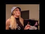 Torrie Wilson &amp Al Wilson Backstage SmackDown 11.14.2002 (HD)