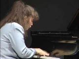 Robert Schumann Symphonic Etudes - Lera Auerbach, piano - Part 2