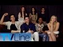 Riverdale Cast Interview Comic Con 2017 TVLine