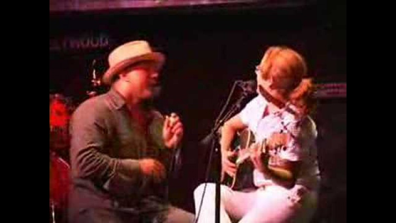 Howard Hewett Teena Marie impromptu acoustic set