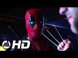 Deadpool Musical - Beauty and the Beast (Gaston - Parody) HD