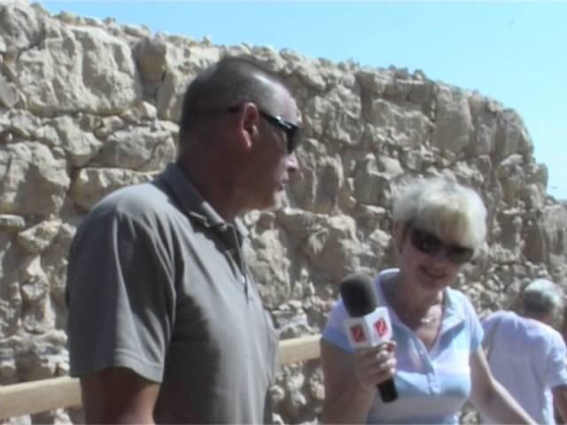 Мертвое море путешествие по дну мира. Экскурсия по Израилю