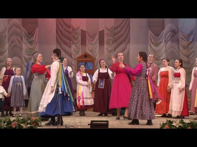 Фольклорный ансамбль «Дарованье», г. Магнитогорск
