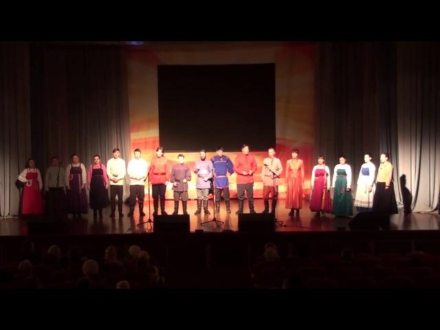 Фольклорный ансамбль «Дарованье»