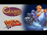 Quest for... - ОБЗОР Space Quest 4 Roger Wilco and the Time Rippers