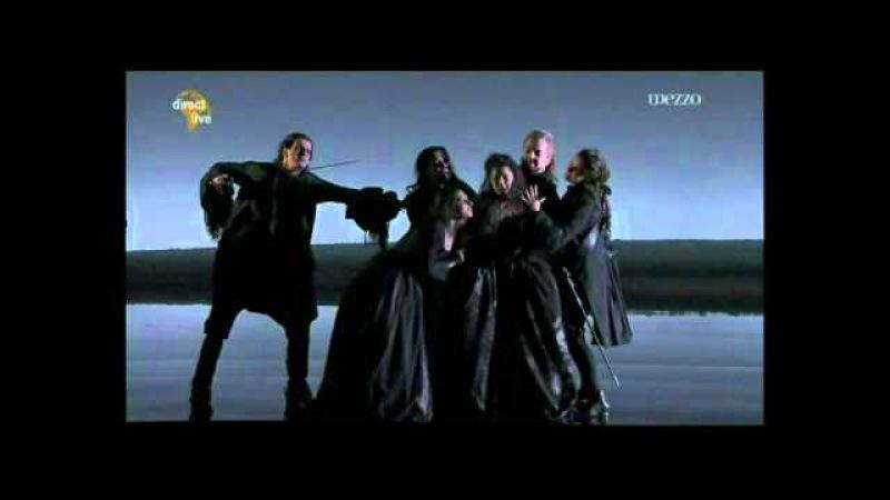 Orlando furioso by Vivaldi - The not-so-happy ending (incl. Anderò, chiamerò with J. Larmore)