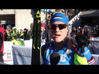 Кристел Вийгипуу об индивидуальной гонке ЧМ 2017
