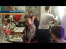 Очевидцы засняли, как соседки устроили мордобой из за чашки чая на кухне в Комсо ...
