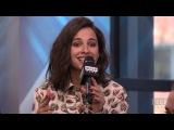 Naomi Scott Talks About Meeting Bryan Cranston