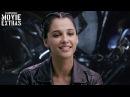 Power Rangers On set visit with Naomi Scott 'Kimberly Pink Ranger'