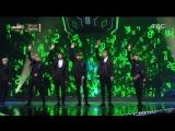 BTS Bad Boy 2016 MBC Gayo Daechukje