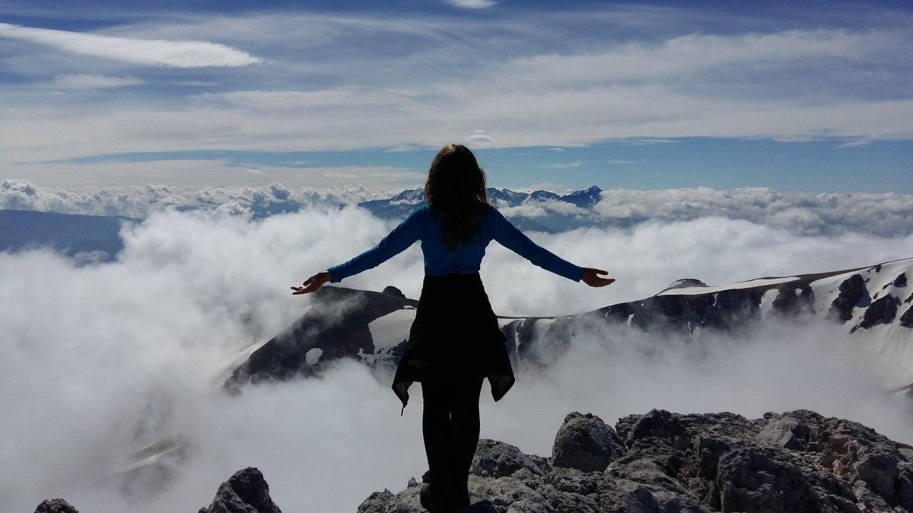 «Вокруг Оштена» или «Есть ли непогода в горах?» Автор - Гура Екатерина, гид группы