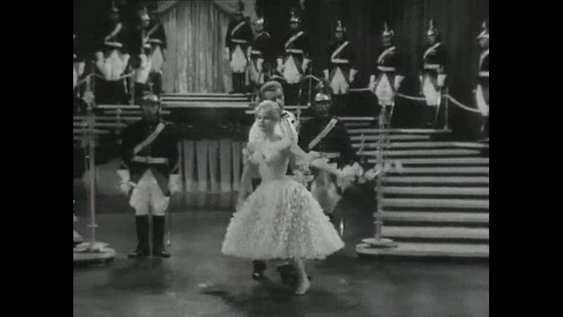 Брижит Бардо и Жан-Франсуа Кальве - Танец - реклама чулков (Первая брачная ночь)