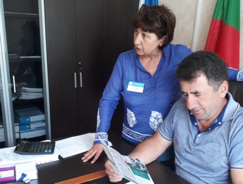 В Архызском сельском поселении работники узнали обо всех нововведениях и изменениях в пенсионной системе