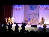 Ахерительный танец ЯрГУ. Студ.марафон