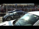 Заезд Bugatti Veyron против Nissan Juke R