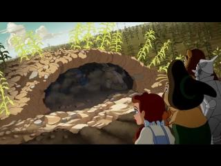 Tom i Jerry Powrót do krainy Oz Том и джери (2016)(на польском)