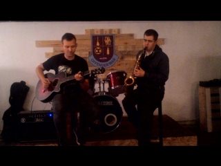 Wind of change(Scorpions saxofone cover)