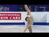 Mirai Nagasu FS 2017 Four Continents Championships