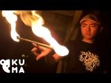 Эпичные трюки с огнем