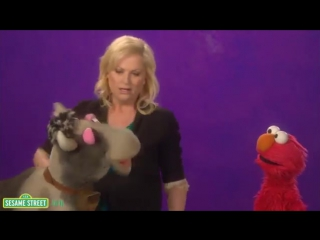 Sesame Street- Amy Poehler-Challenge