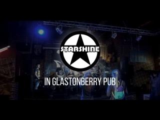 Starshine - live in glastonberry pub 16.09.2017