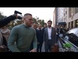 UFC 205 Embedded- Vlog Series - Episode 3  [русская озвучка от My Life Is MMA]