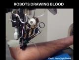 Робот для забора крови