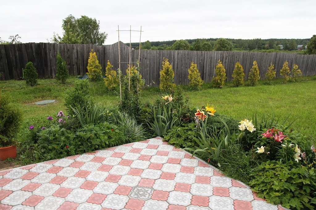 Треугольный дом - история одной дачи