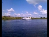 Поездка на теплоходе по реке Тура (день города)