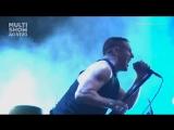 Nine Inch Nails - Letting you (Brasil 2014)