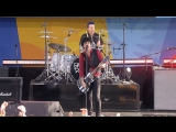 Green Day opens the GMA Summer Concert series with Know Your Enemy