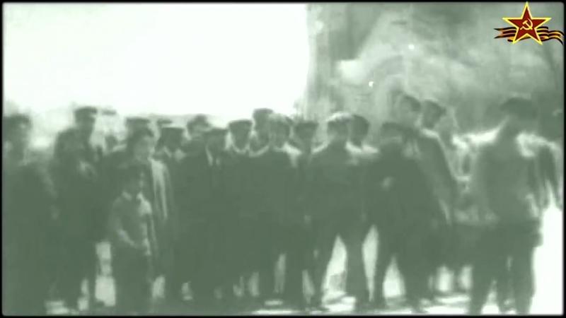 25 мая 1919г. Первый парад РККА на Красной площади.