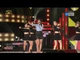 161002 열린음악회 Hong Jin Young (홍진영) - Love Battery (사랑의 배터리)